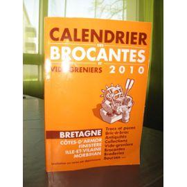 Calendrier Des Vide Greniers.Calendriers Des Brocantes 2010 N 2010 Calendrier Des Brocantes Et Vide Greniers Bretagne