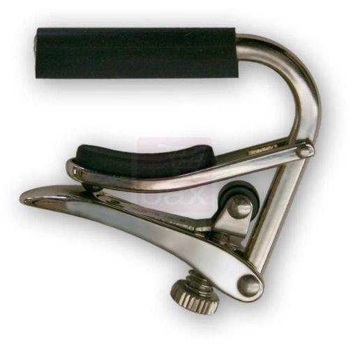 Manche pour 6mm Banjo Shelf socket en laiton nickel plate