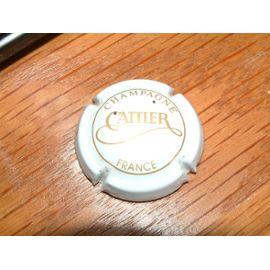CAPSULE DE CHAMPAGNE CATTIER*