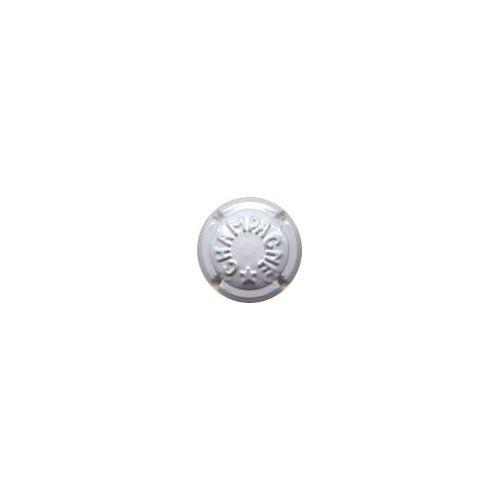 8pcs Or Métal d/'huile noir vintage Armoiries Héraldique Lily ART boutons 22 mm.