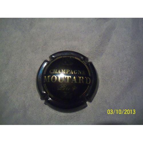 Capsule de Champagne MOUTARD