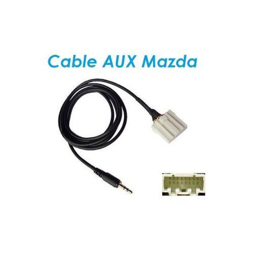 CY M/édias dans ami MDI vers St/ér/éo 3,5/mm Cble Audio et Micro USB Adaptateur auxiliaire pour Voiture VW Audi 2014/A4/A6/Q5/Q7