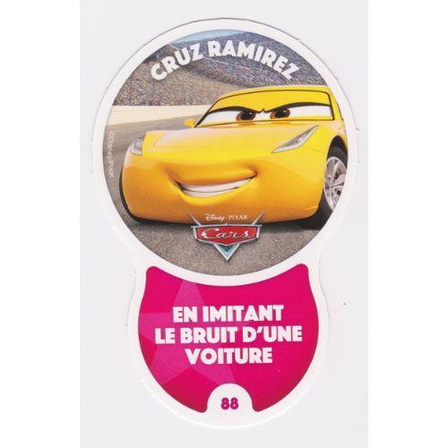 Voir description Cartes Disney Les Défis Auchan
