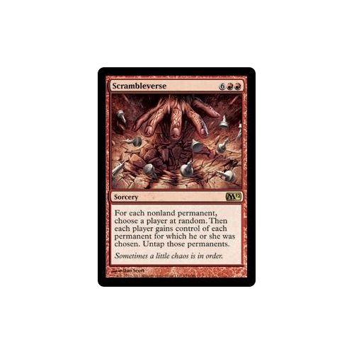 Magic MTG mondes Chaos 4 Amulette de l/'Aube