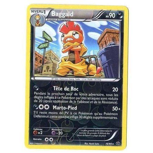 Pokemon RAICHU 36//108 xy12 Bonds rare-anglais Comme neuf