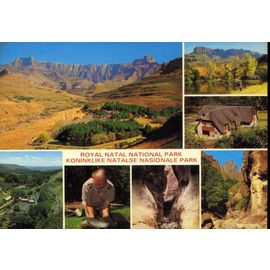 Carte Postale Afrique Du Sud.Carte Postale De Drakensberg Afrique Du Sud Royal Natal National Park