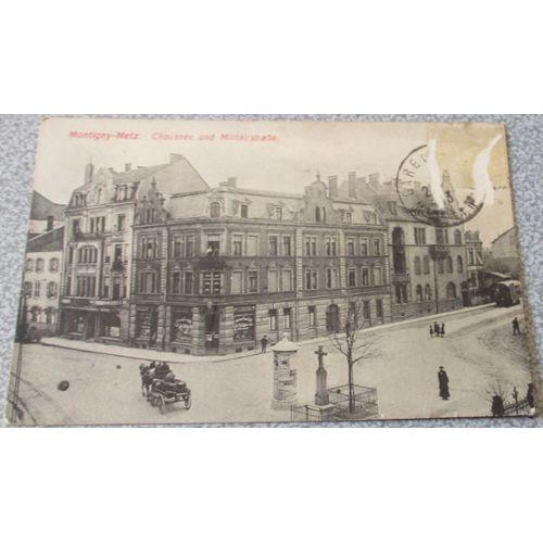 Carte Postale en Tôle Métal Faber Castell Publicité Nostalgie 10cm X 14,5cm