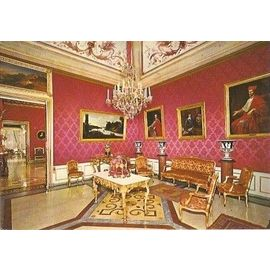 Awesome Tableau Salon Rouge Pictures - House Design ...