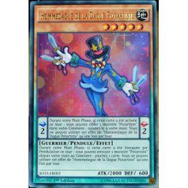 the dagger hommedague potartiste 1st//1ed rate-fr003 ultra rare Yu-gi-oh