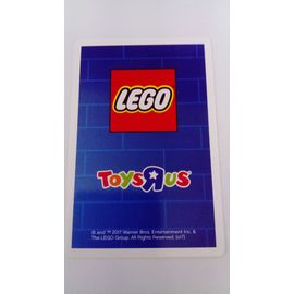 LEGO ® The Ninjago Movie Cartes De Collection 25 Sachets numérotés NEUF