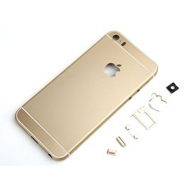 chassis coque arriere ardoise pour apple iphone 5s style iphone 6 or 1023364739 ML