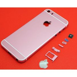 chassis coque arriere ardoise pour apple iphone 5s style iphone 6 rose 1023364743 ML