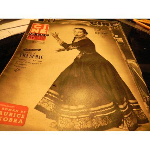 237 ANCIEN PATRON ECHO DE LA MODE ELEGANT MANTEAU  TAILLE 44 ANNEE 1959