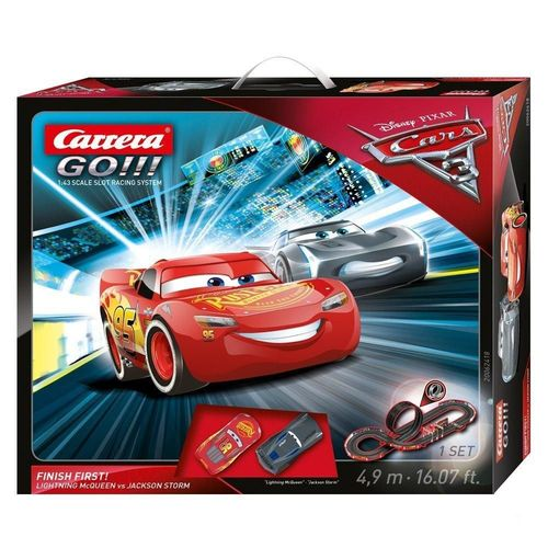 Disney Cars 3 trading cards 1 Booster-Allemand