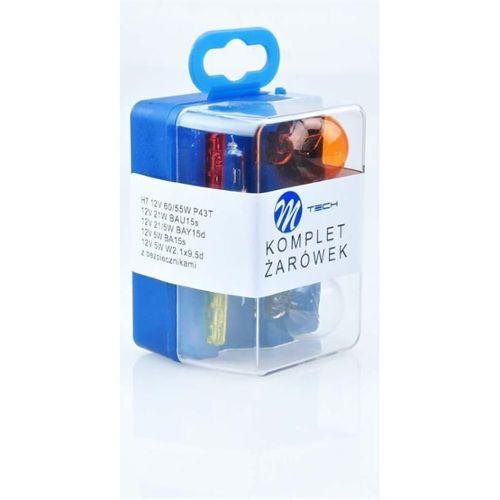 baodiparts 1 Set Haute Puissance LED Feux Diurnes Kit DRL Bumper Blanc 18W