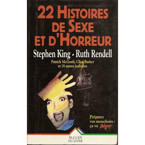 22 Histoires De Sexe Et D Horreur