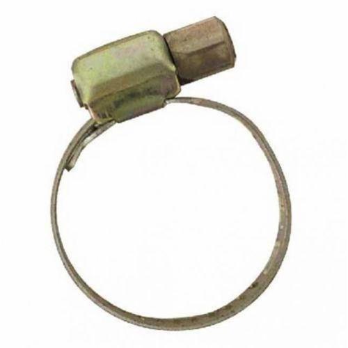 44 mm en acier doux Zinc Plaqué W1 Câble En Caoutchouc Doublé Collier Serrage P Clip Pack de 5