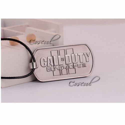 collier homme call of duty