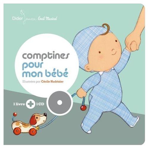 Comptines Pour Mon Bebe 1 Cd Audio