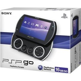 PSP go noir piano