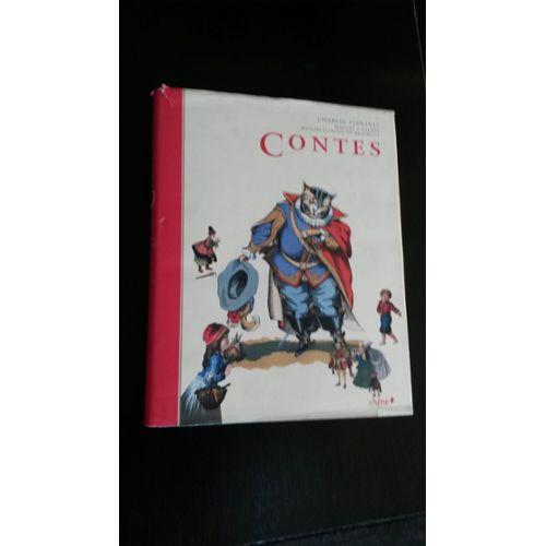 Contes - Charles Perrault, Madame d'Aulnoy, Madame Le Prince De Beaumont