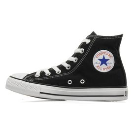 Converse Chuck Taylor All Star Core Hi Noir, Baskets Mode Mixte