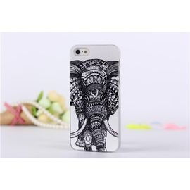 coque animal elephant ethnique rigide iphone 4 4s vintage aztec tribal designer 1069677223 ML