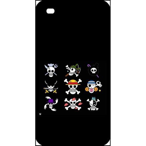 coque apple iphone 4s one piece logo fond noir 1228701294 L
