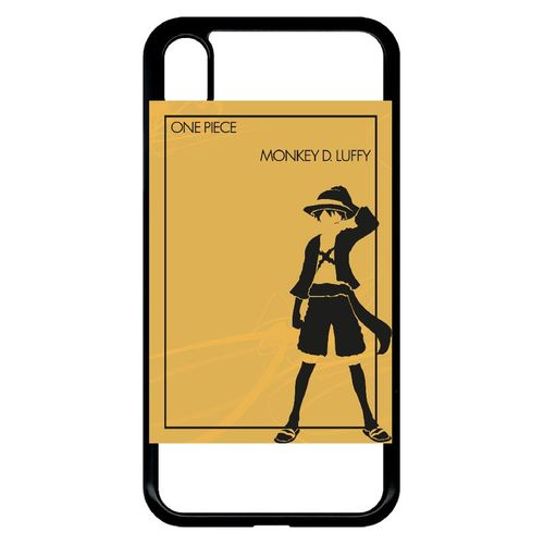 coque luffy iphone xr