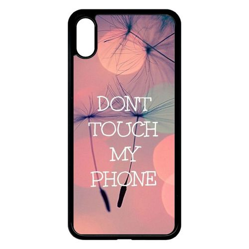 coque iphone xs don t touch