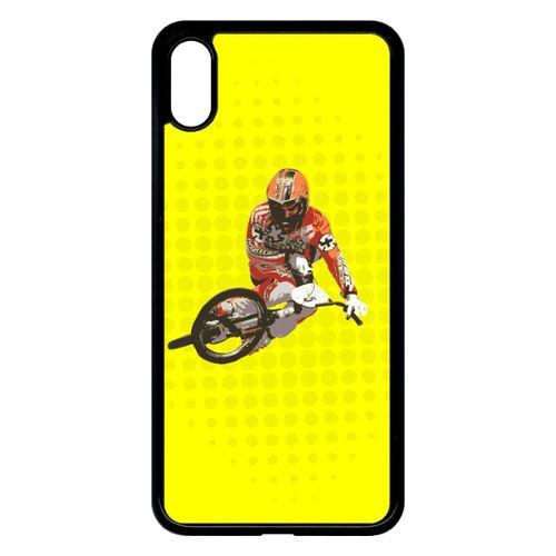 coque moto iphone xs max