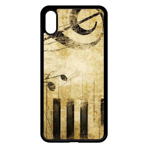 coque iphone xs musique