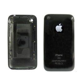 coque arriere de remplacement noir pour iphone 3g 3gs 8go 897462535 ML