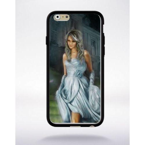 coque cendrillon compatible apple iphone 6 bord noir silicone 1195507927 L