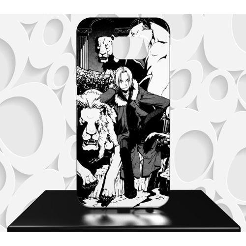 Coque samsung galaxy tab 3 p3200 blanche neige manga