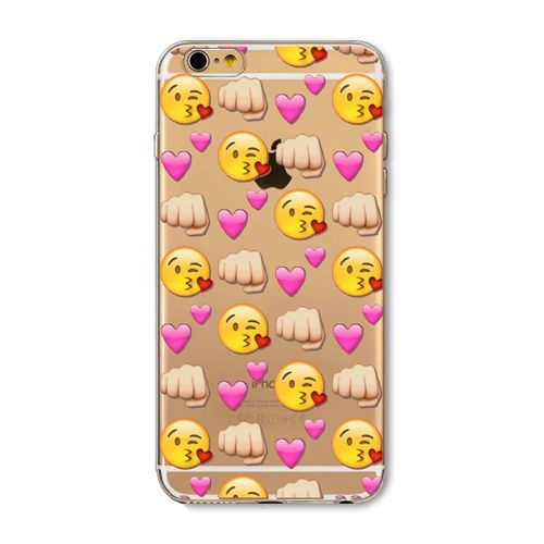 coque iphone 6 emoji