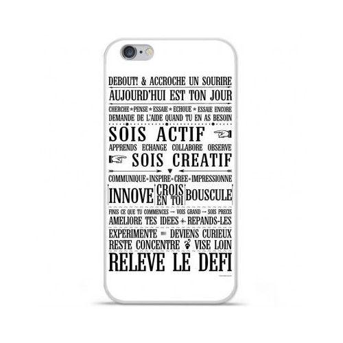 coque iphone 7 plus phrase