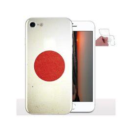 coque iphone 8 drapeau du japon