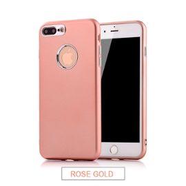 coque iphone 7 plus noir et rose gold
