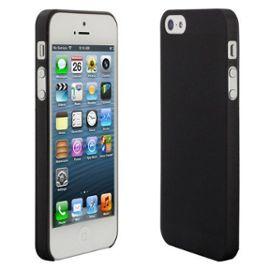 coque housse gel silicone pour iphone 5 5s noir film ecran 965040061 ML