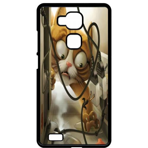 coque huawei ascend mate 7 chat