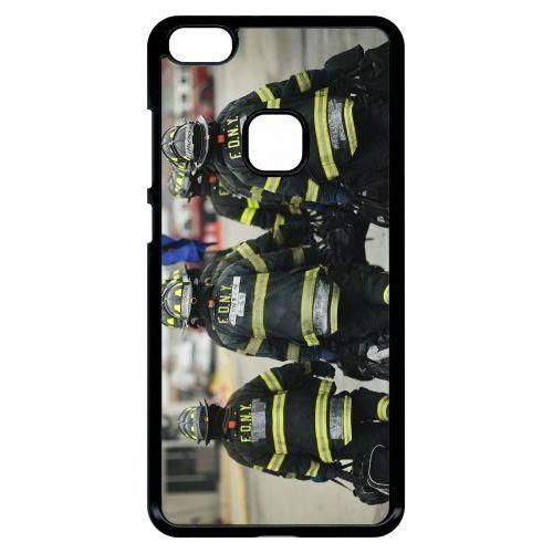 coque huawei p smart pompier