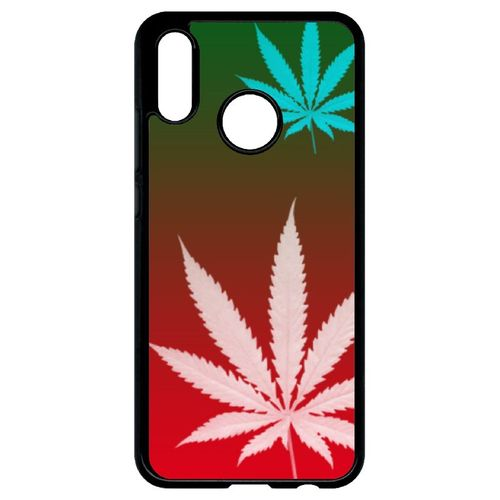 coque huawei p20 lite weed