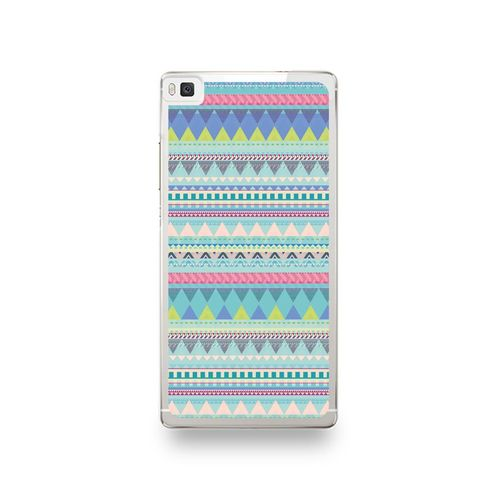 coque huawei p8 lite 2017 silicone motif