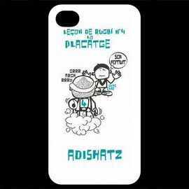 coque iphone 4 iphone 4s adishatz placage rugby 973656842 ML
