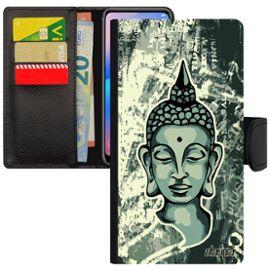 coque iphone 5 5s se bouddha de luxe journal homme mobile pas cher yoga de protection telephone gris portrait image leather en apple 1352424745 ML