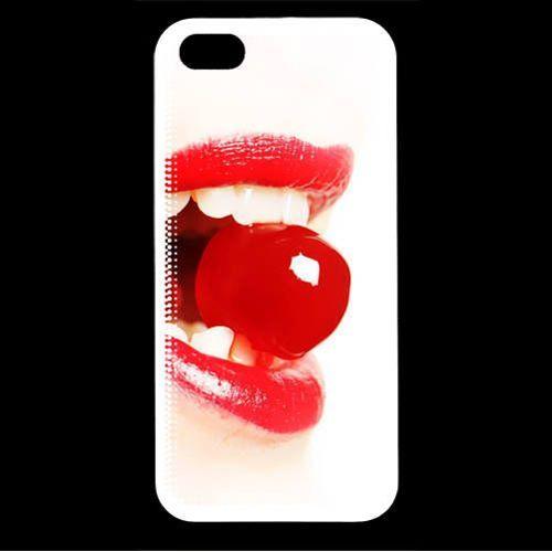 coque iphone 5 bouche