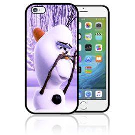 coque iphone 5 et iphone 5s et iphone se frozen la reine des neiges olaf swag disney0162 1342578973 ML