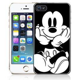 coque iphone 5c mickey noir et blanc 1068090664 ML