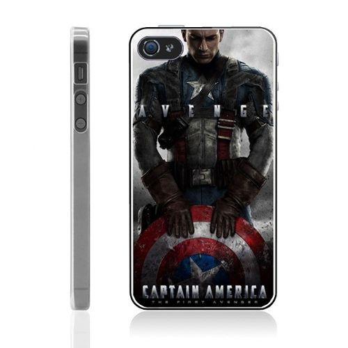 coque iphone 6 captain america